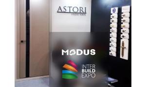Новинки фабрики Astori на виставці InterBuildExpo2018