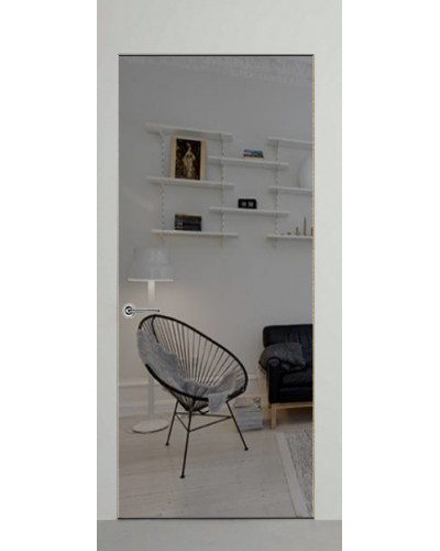 Двері прихованого монтажу Astori дзеркало