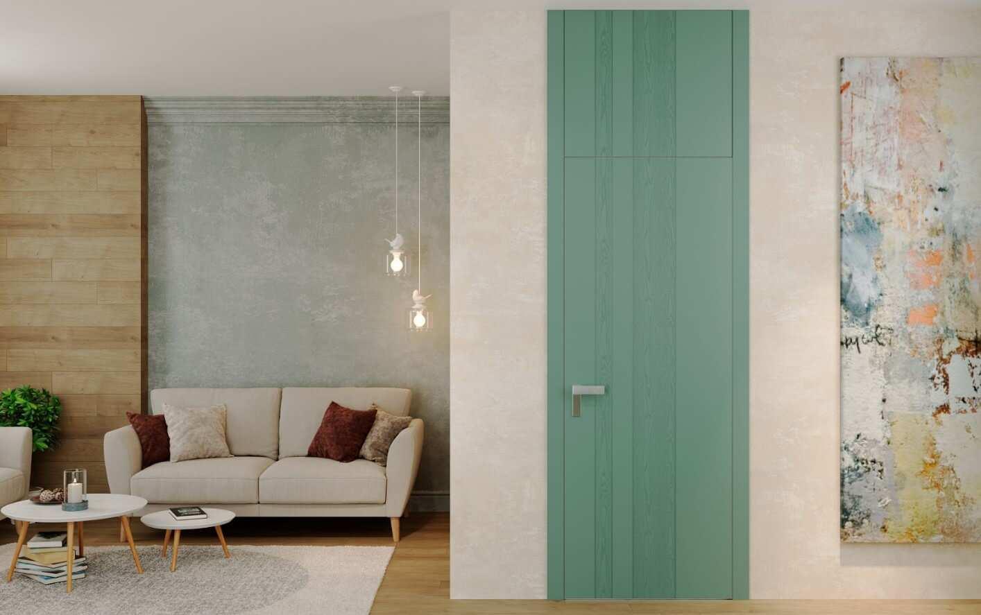 Особливості емальованих дверей 1